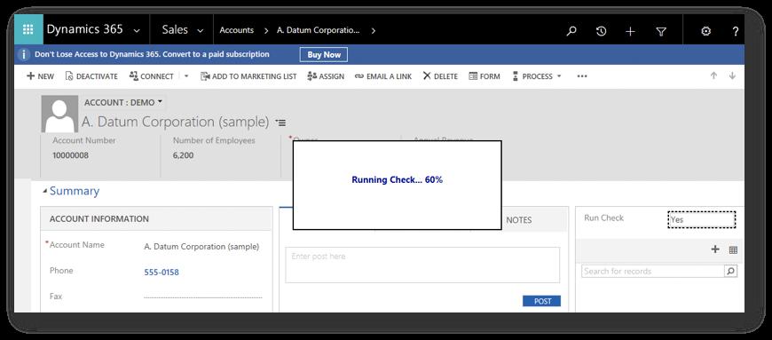 Form'larda Process Indicator ile ekranı kitlemek