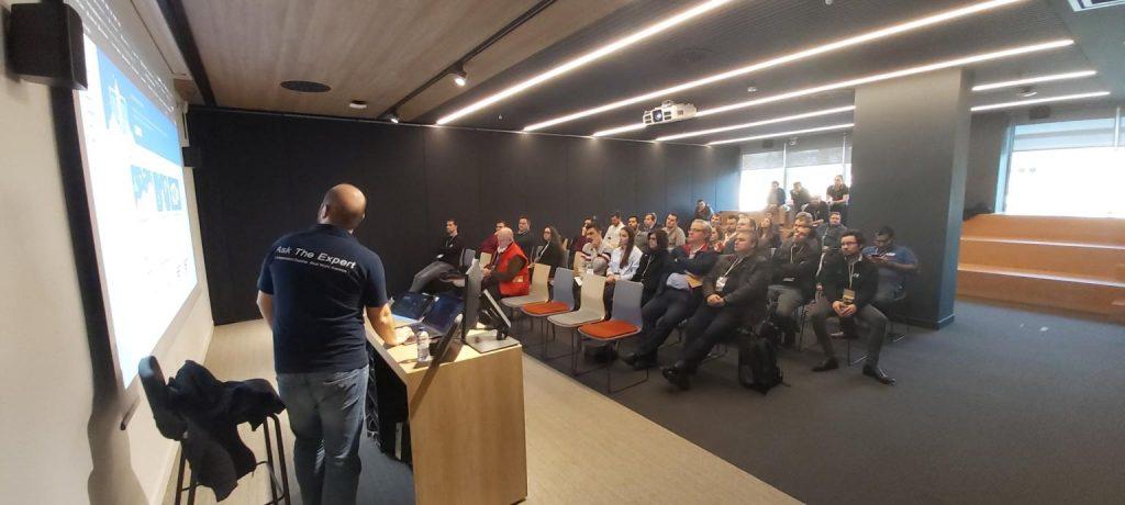 AI in Dynamics 365 in Portugal Lisbon in 365 Saturday