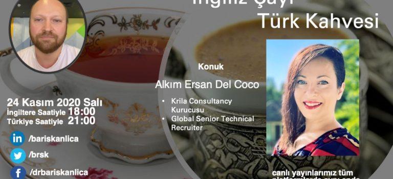 İngiliz Çayı Türk Kahvesi - Alkım Ersan Del Coco